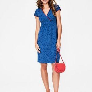 NWT Boden Polka Dot dress
